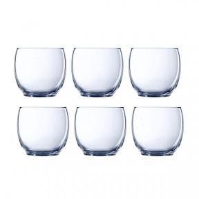 Набір склянок Luminarc Versailles 1651G (350 мл, 6 шт)