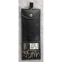 USB кабель Aspor A159 Lightning Плоский Silicon 2.4A/1.2м- черный (910086)