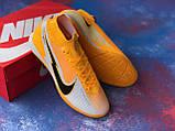 Футзалки Nike Mercurial Superfly 7 Elite TF найк меркуриал  футбольная обувь, фото 6