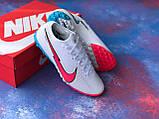 Сороконожки Nike Mercurial Vapor 13 Elite MDS FG футбольная обувь найк меркуриал многошиповки, фото 6