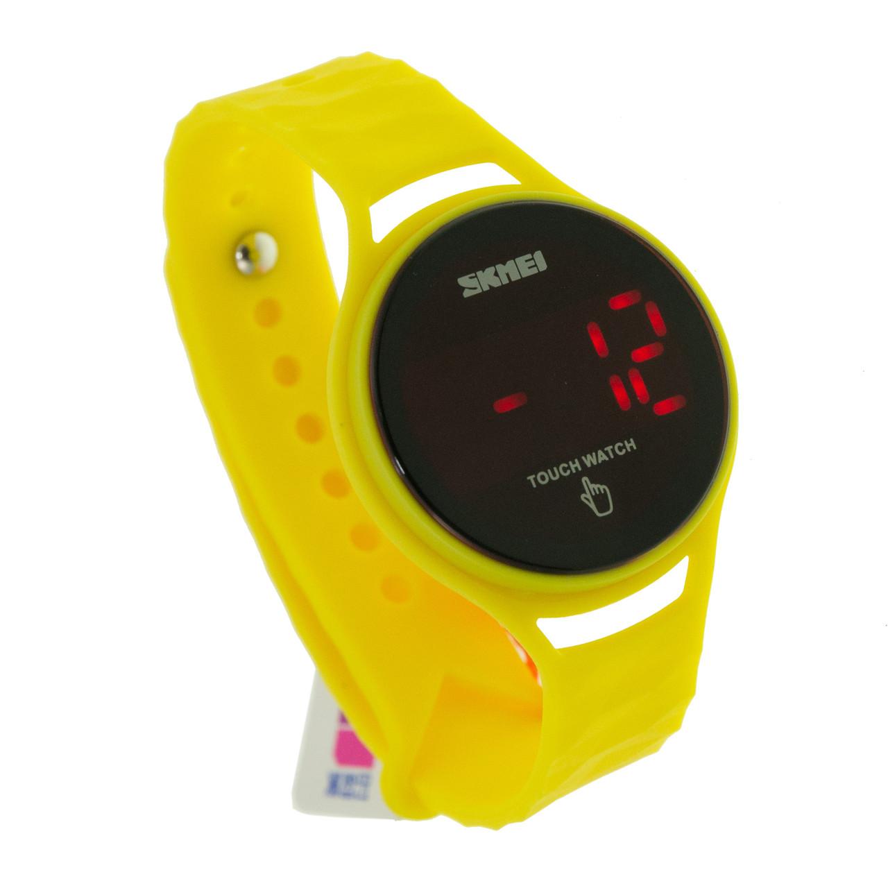 Годинник Skmei 1230 Yellow BOX 1230BOXYW