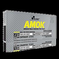 Энергетические стимуляторы Olimp Amok 60 caps