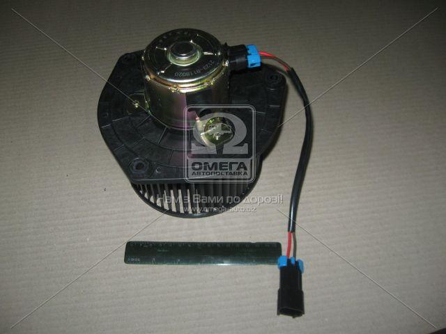 Электродвигатель отопителя ВАЗ 2123 с переходником (ПЕКАР). 2123-8118020