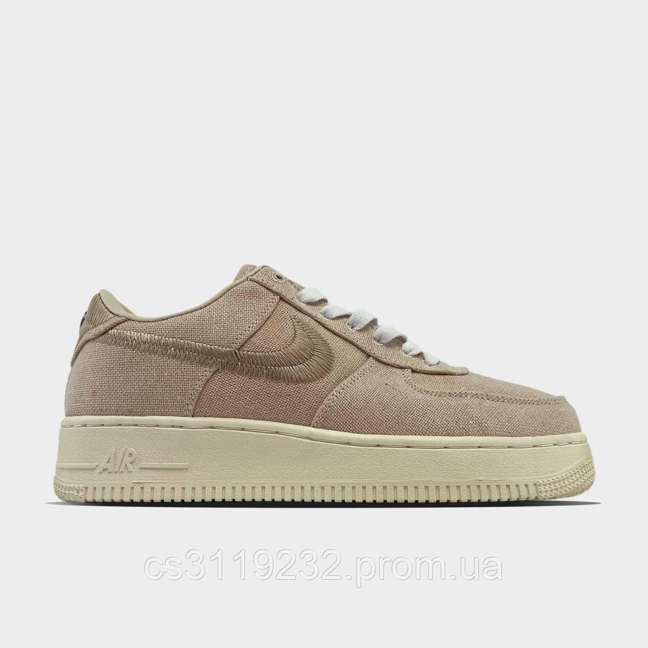 Жіночі кросівки Nike Air Force 1 Jester (білі)