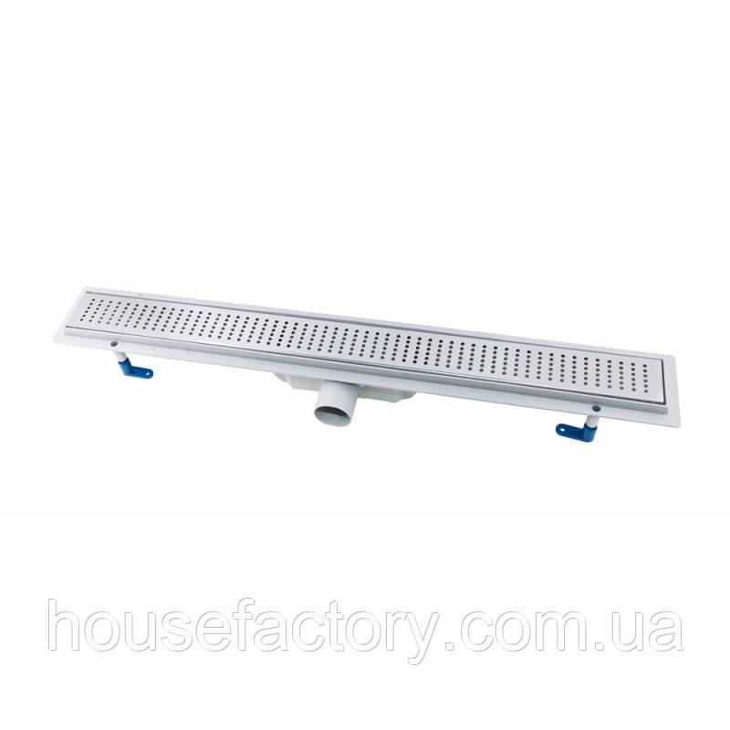 Лінійний трап QT Dry FB304-700 з сухим затвором 700 мм