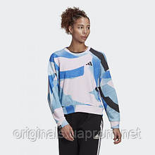 Женский свитшот adidas Sportswear Nini Sum GL9540 2021