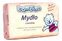 Детское мыло с ланолином Bambino 90g