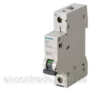 5SL6103-7  Автоматический выключатель SIEMENS