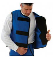 Засоби індивідуального захисту для рентгенолога (фартух, рукавички, шапочка і т. д.)