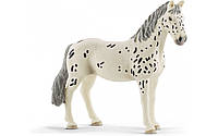 Schleich 13910 Фигурка Кобыла породы Кнабструппер Knabstrupper mare Horse Club