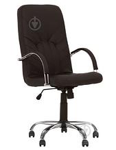 Крісло Manager Steel Chrome (Comfort) ECO-28 (Новий Стиль)