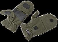 Теплые рыбацкие перчатки Carp Zoom