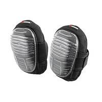 Наколенники защитные, противоскользящие накладки из ПВХ, ткань 600D, гелевые подушки, неопреновые ремни []