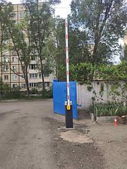 Установка шлагбаума Doorhan Barrier 5000 - 5 м