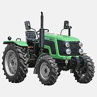 Трактор DW 404X (40 л.с., 4 цил., ГУР, регул. колеи, компрессор, розетка, гидровыход)