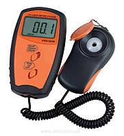Люксметр UV340B для измерения мощности ультрафиолетового излучения (UVA+UVB)
