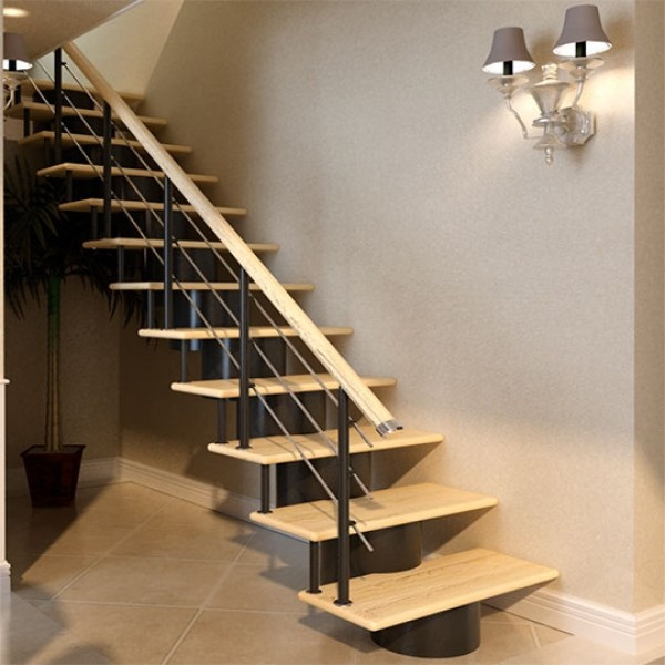 Установка лестницы