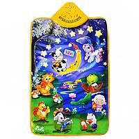 Музыкальный развивающий коврик Лунная соната YQ2962 , фото 1