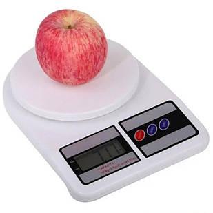 Ваги кухонні електронні настільні DT до 10 кг