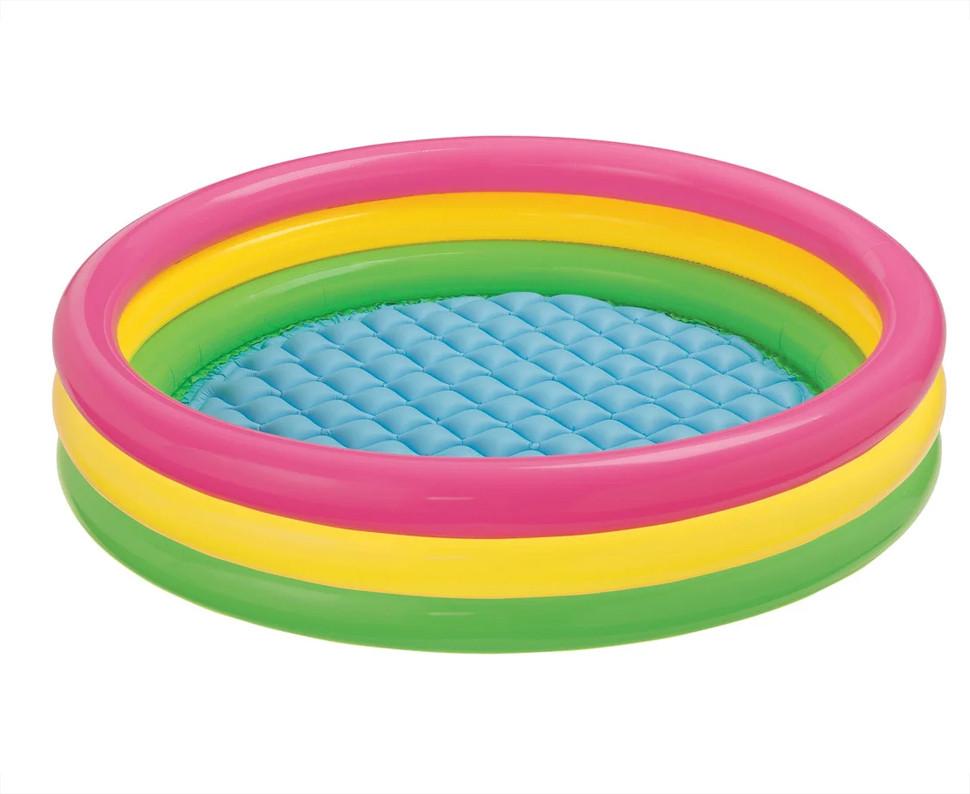 Детский надувной бассейн Intex 57422, 147х33см