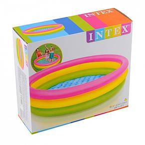 Детский надувной бассейн Intex 57422, 147х33см, фото 2