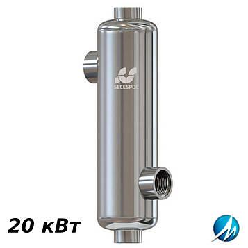 Теплообменник Secespol B70.FF 20 кВт