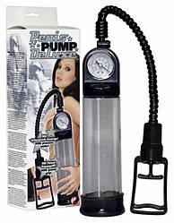 Вакуумная помпа для мужчин Penispump Deluxe mit