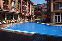 27 750 евро - 2-х комнатная квартира с мебелью в Sunny View Central 300 м от пляжа Cacao Beach
