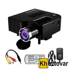 Мультимедийный портативный мини-проектор Unic UC-28