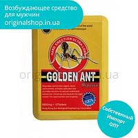 """Мужской возбудитель """"Golden ant"""" (Золотой Муравей)"""