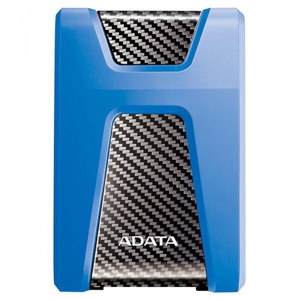 Внешний жесткий диск ADATA DashDrive Durable 1TB 2.5'' USB 3.2 Gen1 Синий (AHD650-1TU31-CBL)
