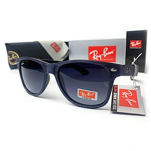 Солнцезащитные Очки R-B Wayfarer Синие