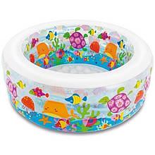 Детский надувной бассейн Intex 58480, 152х56см