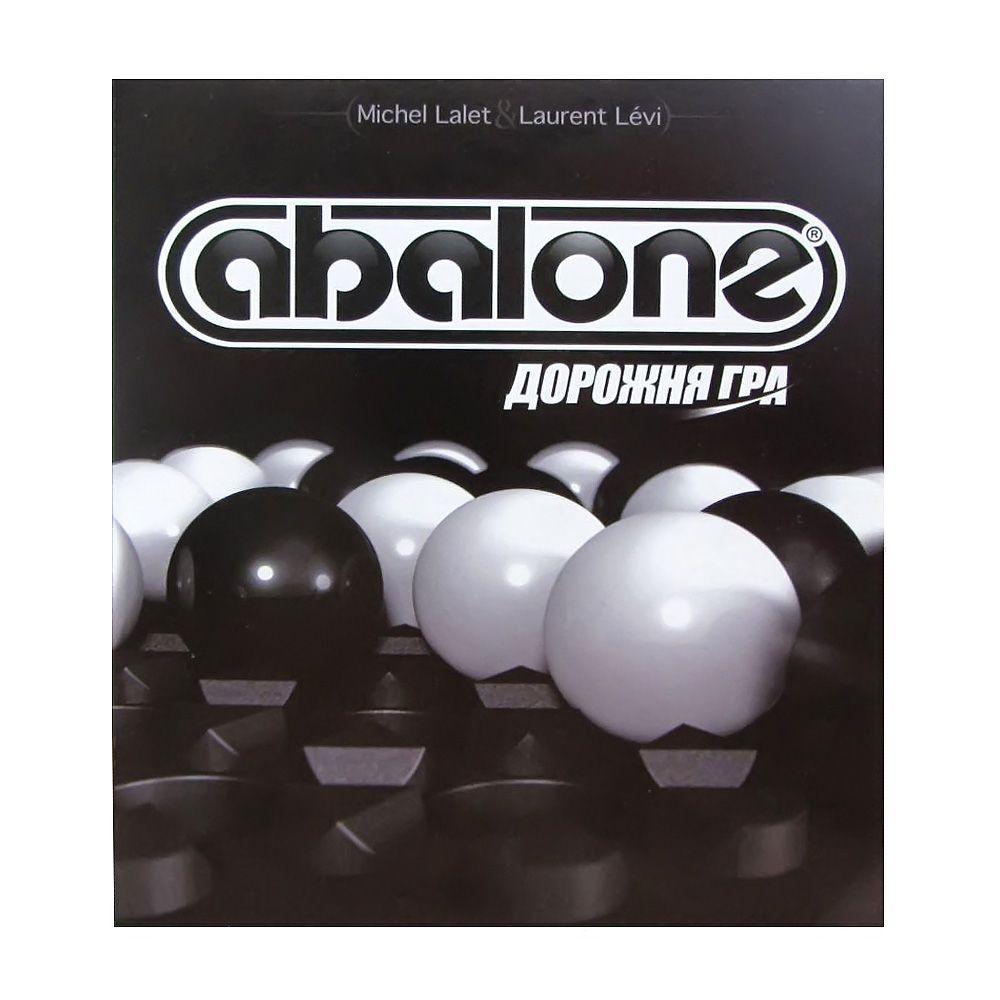 Настільна гра Abalone (Абалон) дорожня версія