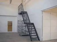 Лестницы зданий