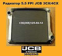 Радиатор охлаждения двигателя JCB 3CX/4CX