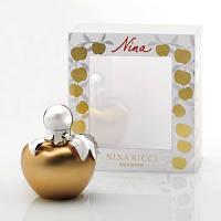 Женская туалетная вода Nina Ricci Nina Gold Edition, 80 мл