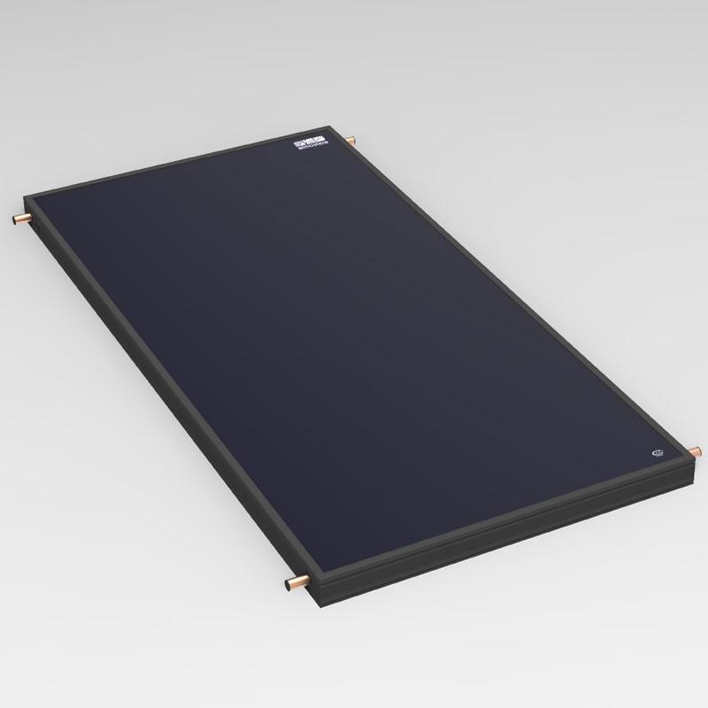 Плоский солнечный коллектор АТМОСФЕРА СПК-F2 (черный)