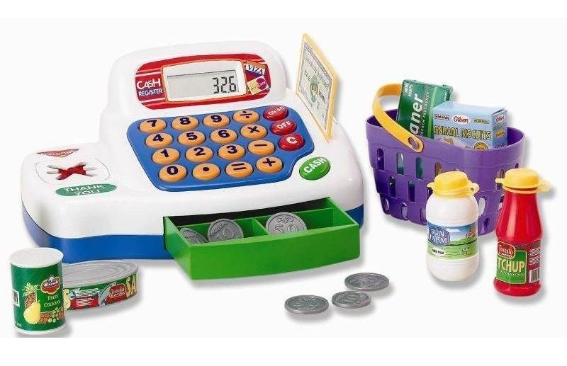 """Игровой набор Кассовый аппарат keenway  K30261 - Интернет-магазин игрушек """"Parktoys-парк игрушек"""" в Днепре"""