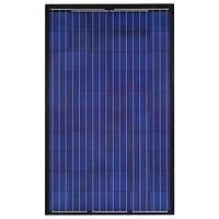 Фотоэлектрический модуль Qsolar QSS-240 W (Полимерное покрытие,рама 14 мм)