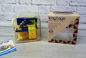 Головоломка Куб-лабиринт В коробке 973