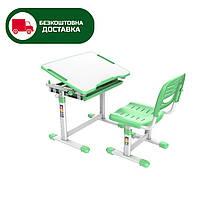 Комплект парта + стул. Растущая детская парта трансформер