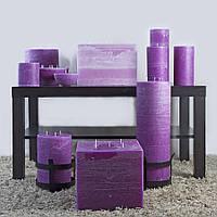 Напольные свечи, большие свечи под заказ.