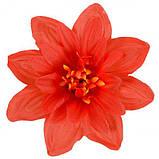 Искусственные цветы букет георгин, 38см, фото 2