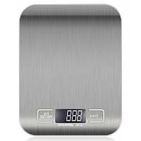 Весы кухонные электронные настольные Domotec до 10 кг для кухни