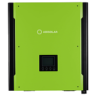 Солнечный инвертор On-Grid гибридный ABi-Solar HT 3K