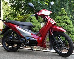 Электроскутер atMoto Duo-307220 3 кВт, красный