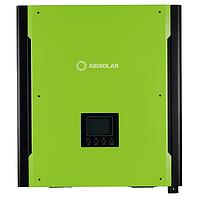 Солнечный инвертор On-Grid гибридный ABi-Solar HT 10K3P