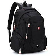Тактический военный рюкзак SWISSGEAR. Качеснный, прочный рюкзак. Рюкзак унисекс. Портфель. Код: КЕ280, фото 1