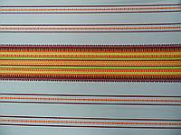 """Декоративная ткань с украинским орнаментом плахтовая """"Чэремoш"""" (2/8)  от  1 м/пог"""